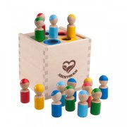 Магазин уникальных деревянных игрушек и настольных игр