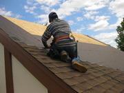 Кровельные работы,  ремонт монтаж кровли,  крыши гаража, балкона, квартир