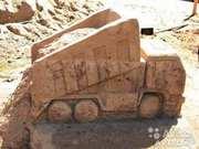 Безлюдовский песок горный и мытый кирпич