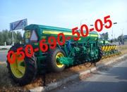 Новые зерновые сеялки Harvest Титан-420/600 (mini-till)
