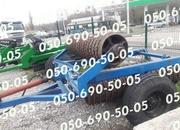 Б/У каток КЗК-6-01 под трактор МТЗ-80/82/90. Состояние - идеальное