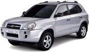 Аренда авто,  Прокат авто Hyundai Tucson 4×4