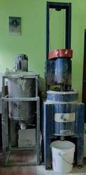Диссольвер для приготовления водоэмульсионных красок
