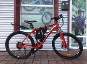 Электровелосипед XC 27.5