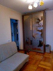 Сдам реальную уютную с евроремонтом 1к квартиру Салтовка, на пр. Тракто