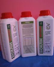 Биопрепарат Биоклин для выгребных ям,  септиков и восстановления дренаж