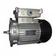 Двигатель перемещения 0, 5-5т.с тормозом марки МА 0, 12/0, 25/0, 35кВт Бол