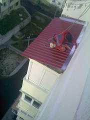 Ремонт Козырьков Балконов,  Крыши Балкона