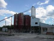 Бетонный завод.