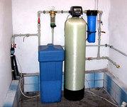 Очистка воды в домах,  коттеджах.