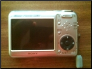 Продам цифровик Sony Cyber Shot DSC-T3