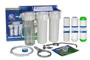 Фильтр тройной очистки воды под мойку AquaFilter FP3-K1.